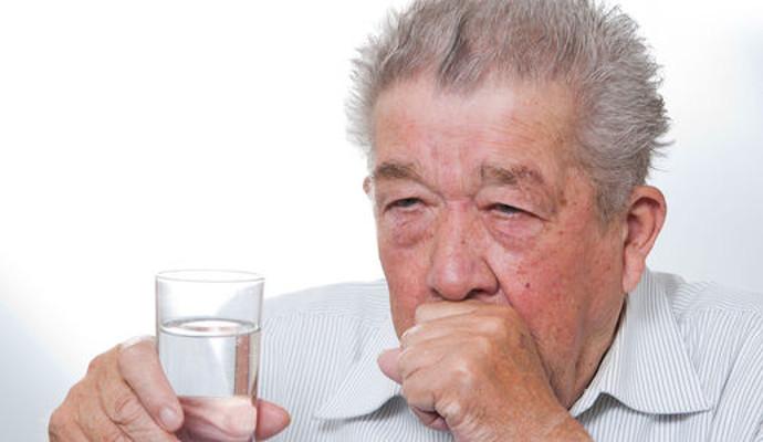 Problèmes de déglutition chez les personnes âgées